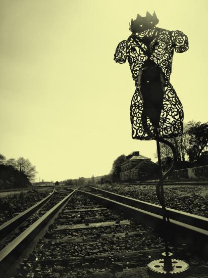 """""""Rêve de sculpteur """"- 2009 -"""