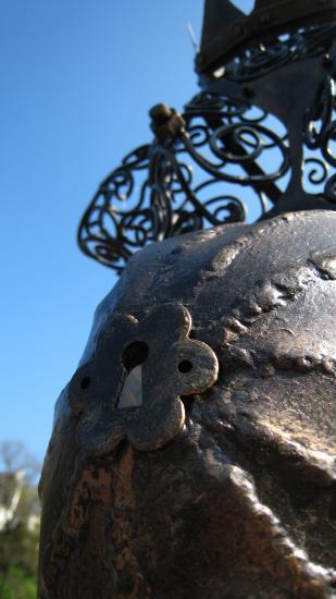 """""""Rêve de sculpteur """" (détail) - 2009 -"""